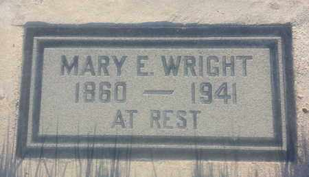 WRIGHT, MARY - Los Angeles County, California | MARY WRIGHT - California Gravestone Photos