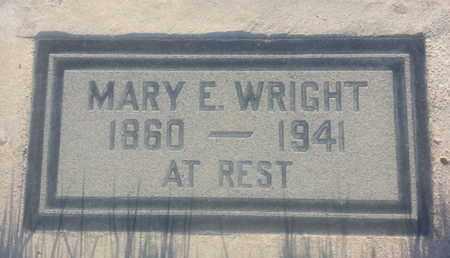 WRIGHT, MARY - Los Angeles County, California | MARY WRIGHT - California Gravestone Photos