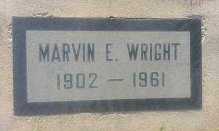 WRIGHT, MARVIN - Los Angeles County, California | MARVIN WRIGHT - California Gravestone Photos