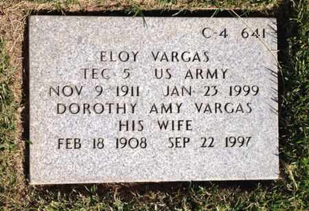 VARGAS, DOROTHY AMY - Merced County, California | DOROTHY AMY VARGAS - California Gravestone Photos