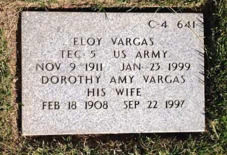 VARGAS, DOROTHY AMY - Merced County, California   DOROTHY AMY VARGAS - California Gravestone Photos