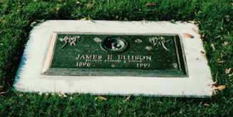 ELLISON, JAMES - Placer County, California | JAMES ELLISON - California Gravestone Photos