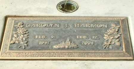 HARMON, CAROLYN - Placer County, California | CAROLYN HARMON - California Gravestone Photos