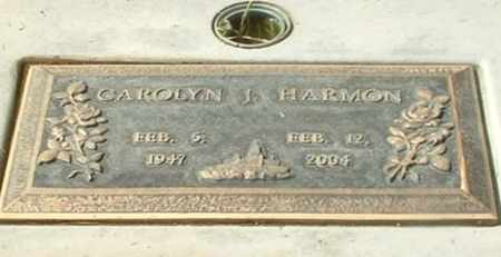 HARMON, CAROLYN - Placer County, California | CAROLYN HARMON - California Gravestone Photos