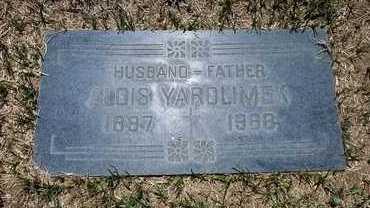 YAROLIMEK, ALOIS - Riverside County, California   ALOIS YAROLIMEK - California Gravestone Photos