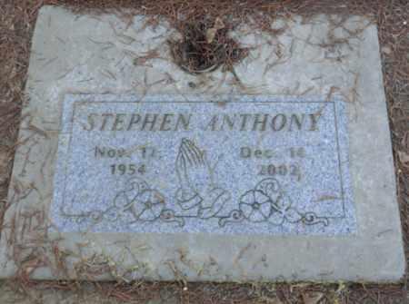 ANTHONY, STEPHEN - Sacramento County, California | STEPHEN ANTHONY - California Gravestone Photos