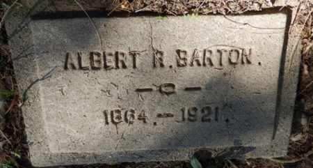 BARTON, ALBERT - Sacramento County, California   ALBERT BARTON - California Gravestone Photos