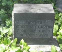 BARTON, ROBERT - Sacramento County, California   ROBERT BARTON - California Gravestone Photos