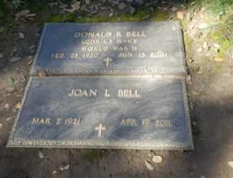 BELL, DONALD - Sacramento County, California | DONALD BELL - California Gravestone Photos