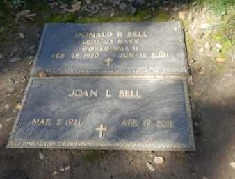 BELL, JOAN - Sacramento County, California | JOAN BELL - California Gravestone Photos