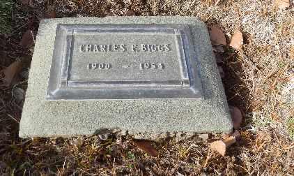 BIGGS, CHARLES - Sacramento County, California   CHARLES BIGGS - California Gravestone Photos