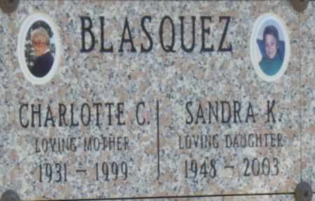 BLASQUEZ, SANDRA - Sacramento County, California | SANDRA BLASQUEZ - California Gravestone Photos