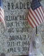 BRADLEY, WILLIAM - Sacramento County, California | WILLIAM BRADLEY - California Gravestone Photos
