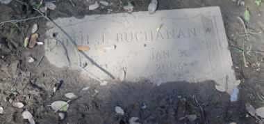 BUCHANAN, EDITH - Sacramento County, California   EDITH BUCHANAN - California Gravestone Photos
