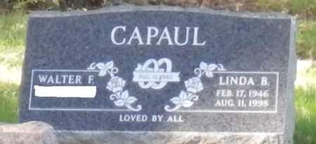 CAPAUL, LINDA B - Sacramento County, California | LINDA B CAPAUL - California Gravestone Photos
