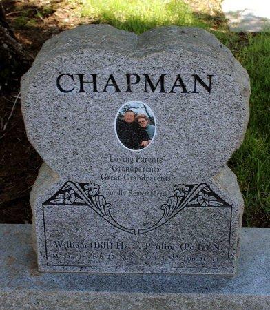 CHAPMAN, WILLIAM H. - Sacramento County, California | WILLIAM H. CHAPMAN - California Gravestone Photos