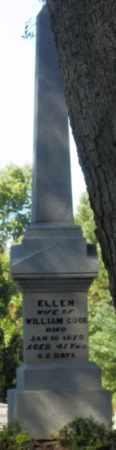 COOK, ELLEN - Sacramento County, California | ELLEN COOK - California Gravestone Photos