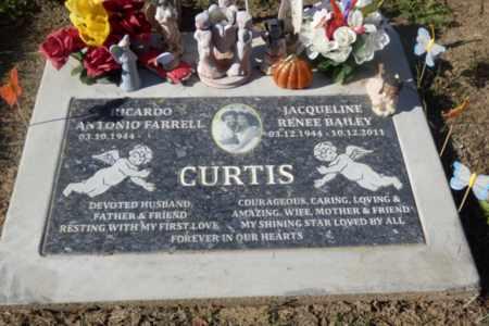 CURTIS, JACQUELINE RENEE - Sacramento County, California | JACQUELINE RENEE CURTIS - California Gravestone Photos