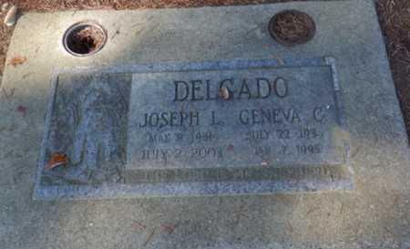DELGADO, GENEVA C - Sacramento County, California | GENEVA C DELGADO - California Gravestone Photos