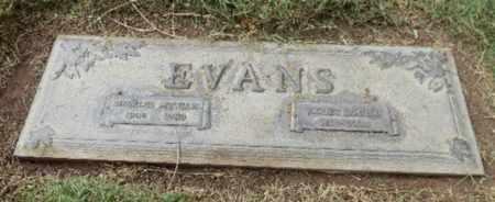 EVANS, CHARLES - Sacramento County, California   CHARLES EVANS - California Gravestone Photos
