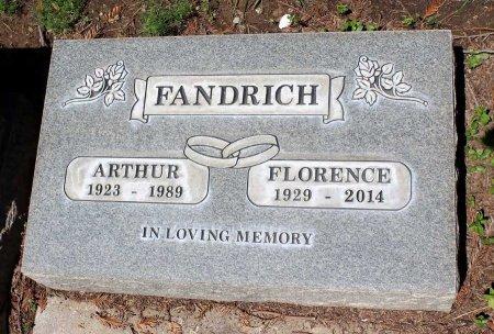 FANDRICH, ARTHUR - Sacramento County, California | ARTHUR FANDRICH - California Gravestone Photos