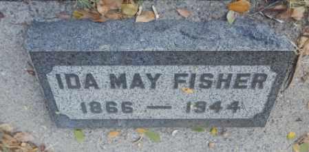 FISHER, IDA MAY - Sacramento County, California   IDA MAY FISHER - California Gravestone Photos