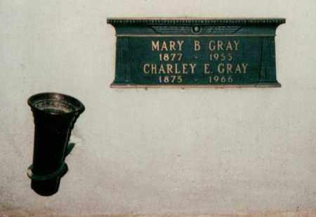GRAY, MARY - Sacramento County, California | MARY GRAY - California Gravestone Photos
