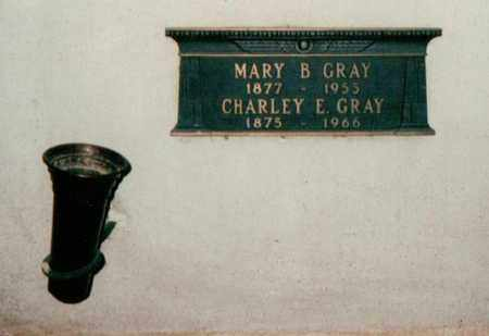 PARRISH GRAY, MARY - Sacramento County, California | MARY PARRISH GRAY - California Gravestone Photos