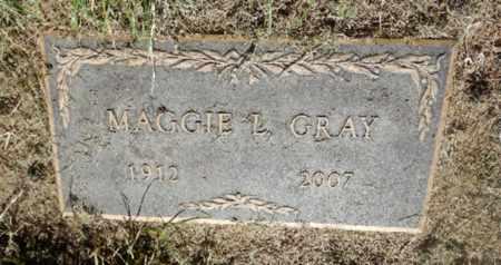 MURPHY GRAY, MAGGIE - Sacramento County, California | MAGGIE MURPHY GRAY - California Gravestone Photos