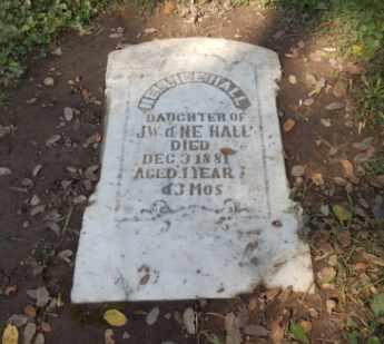 HALL, NELLIE - Sacramento County, California | NELLIE HALL - California Gravestone Photos