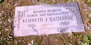 HATHAWAY, KENNETH - Sacramento County, California | KENNETH HATHAWAY - California Gravestone Photos