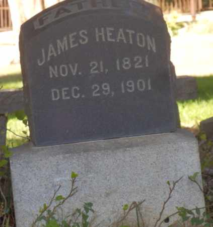 HEATON, JAMES - Sacramento County, California | JAMES HEATON - California Gravestone Photos