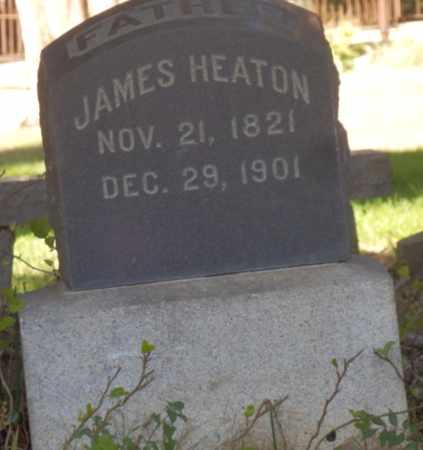 HEATON, JAMES - Sacramento County, California | JAMES HEATON - California Gravestone Photos