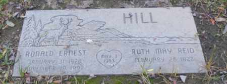 HILL, RONALD - Sacramento County, California | RONALD HILL - California Gravestone Photos