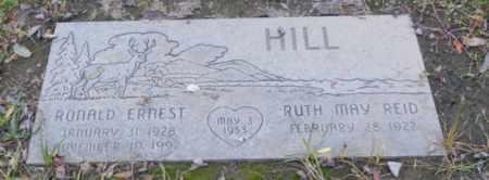 HILL, RONALD - Sacramento County, California | RONALD HILL - California Gravestone Photos