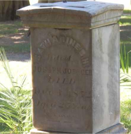HESS JOERGER, CATHARINE - Sacramento County, California   CATHARINE HESS JOERGER - California Gravestone Photos
