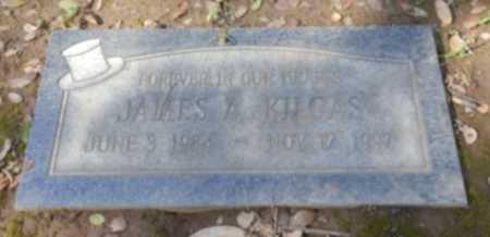 KILGAS, JAMES - Sacramento County, California | JAMES KILGAS - California Gravestone Photos
