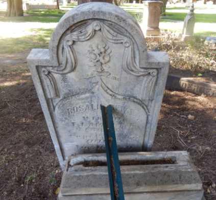 REMI LAMBLET, ROSALIE - Sacramento County, California   ROSALIE REMI LAMBLET - California Gravestone Photos