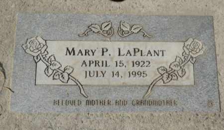 LAPLANT, MARY P - Sacramento County, California | MARY P LAPLANT - California Gravestone Photos
