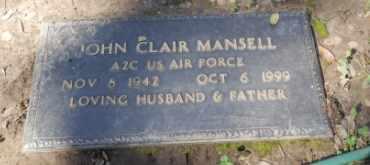 MANSELL, JOHN - Sacramento County, California   JOHN MANSELL - California Gravestone Photos