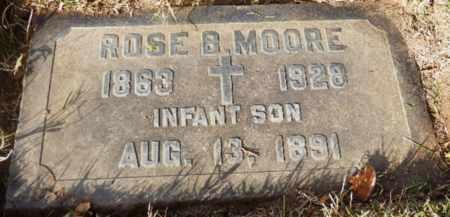 MOORE, ROSE - Sacramento County, California   ROSE MOORE - California Gravestone Photos