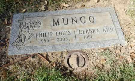 MUNGO, DEBBRA - Sacramento County, California | DEBBRA MUNGO - California Gravestone Photos