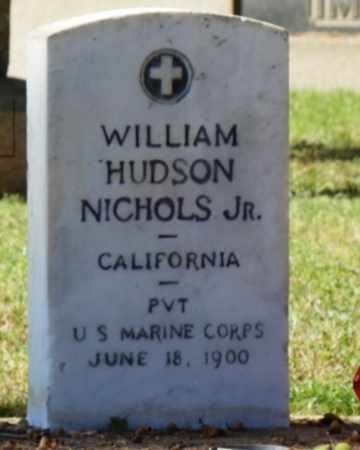 NICHOLS, WILLIAM - Sacramento County, California | WILLIAM NICHOLS - California Gravestone Photos