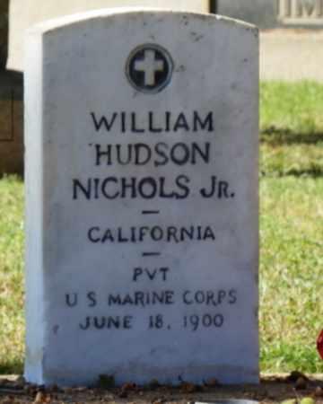 NICHOLS, WILLIAM - Sacramento County, California   WILLIAM NICHOLS - California Gravestone Photos