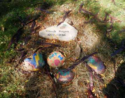 REGAN, CHUCK - Sacramento County, California | CHUCK REGAN - California Gravestone Photos