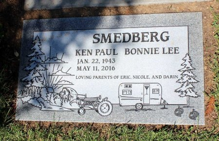 SMEDBERG, KEN PAUL - Sacramento County, California | KEN PAUL SMEDBERG - California Gravestone Photos