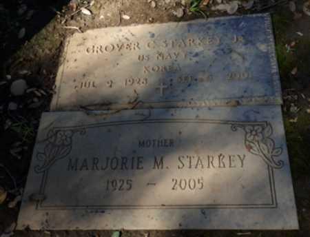 STARKEY, GROVER - Sacramento County, California | GROVER STARKEY - California Gravestone Photos