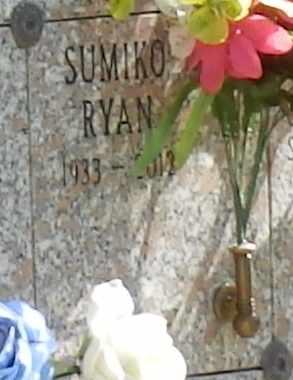 SUMIKO, RYAN - Sacramento County, California   RYAN SUMIKO - California Gravestone Photos