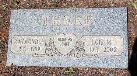 THEEP, LOIS M. - Sacramento County, California   LOIS M. THEEP - California Gravestone Photos