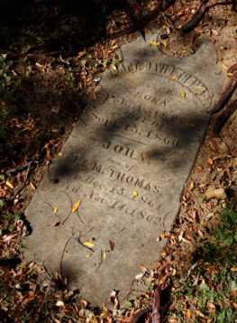 THOMAS, DAVID - Sacramento County, California | DAVID THOMAS - California Gravestone Photos
